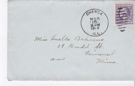 Onarga, Ill March 15 1919 - $2.64