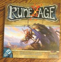 Rune Age Fantasy Flight Deck-Building Game Complete Unpunched Excellent - $19.99