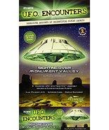 Glows in The Dark UFO Model Kit Monument Valley Flying Saucer Atlantis - $19.88