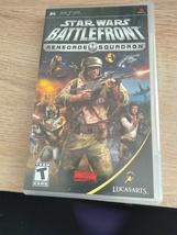 Sony PSP Star Wars Battlefront: Renegade Squadron image 1