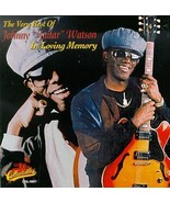 """The Best of Johnny """"Guitar"""" Watson: In Loving Memory - $102.16"""