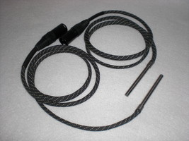 """Rosin Press plate Heater 3/8"""" x 2.5"""" with 36"""" cord - $42.56"""