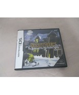 Nancy Drew The Mystery of the Clue Bender Society  Nintendo DS Game Comp... - $9.49