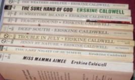Ten Erskine Caldwell Paperbacks - $20.00