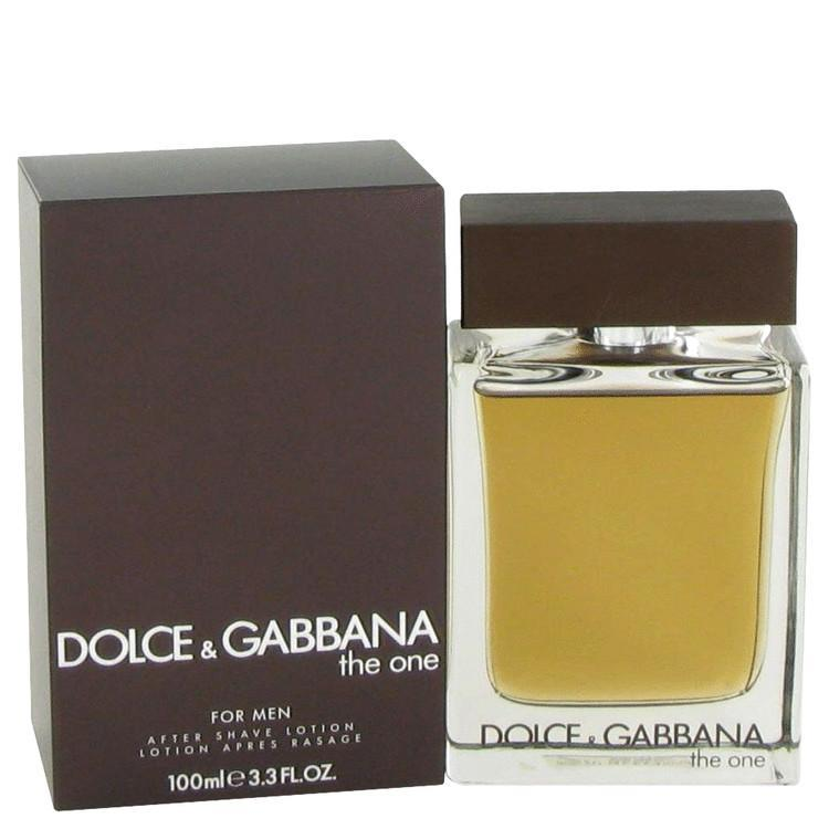 The One After Shave Lotion By Dolce & Gabbana For Men