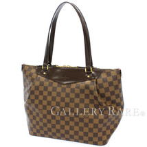 LOUIS VUITTON Westminster GM Damier Ebene Shoulder Bag N41103  Authentic... - $1,027.02