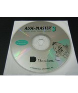 Alge-Blaster 3 (PC, 1995) - Disc Only!!! - $4.94