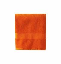 """Lauren Ralph Lauren Wescott Summer Orange Hand Towel 30"""" x 16"""" (Summer O... - $21.43"""