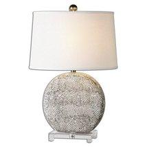 Uttermost 26132 Albinus Lamp, White - $283.80