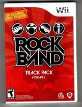 Rock Band Track Pack: Vol. 2 - Nintendo Wii [video game] - $14.85