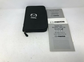 2003 Mazda 6 Owners Manual Handbook with Case OEM Z0A0259 - $18.55