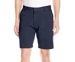 $48 Dockers Men's Classic Fit Perfect Short D3, Navy, Size 40. - $24.74