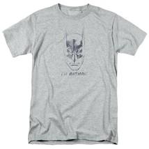 Batman DC Comics I am Batman Graphic T-shirt Justice League Superman BM1281 image 1