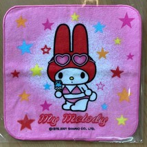 Sanrio Vintage My Melody Mini Towel Handkerchief - $32.35