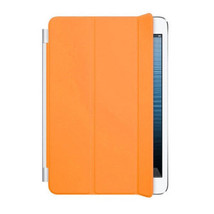 Orange Smart Case Cover Magnetic Strip with Sleep Wake Function for iPad... - $5.93