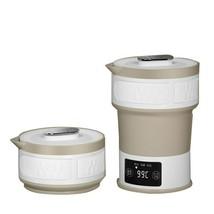 110V-240V Folding Kettle Compressed Electric Kettle Travel Water Kettle ... - $98.02