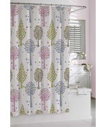 Bambini by Kassatex Merry Meadow Trees/Birds/Owls Shower Curtain - $28.00