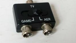 Official Original Genuine Super Nintendo SNES System Aerial RF Adapter  - $7.48