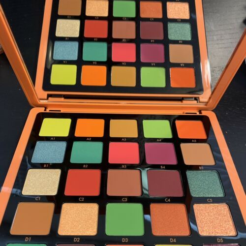 NEW IN BOX ABH NORVINA COLLECTION VOLUME 2 Pro Pigment Palette  AUTUMN COLORS