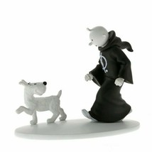 Tintin in Toga resin figurine - Cigars of the pharaoh