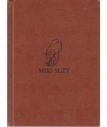 Miss Suzy by Miriam Young 1964 Arnold Lobel Vintage Children's Book Red ... - $12.86