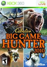 Cabela's Big Game Hunter - Xbox 360 (Game Only) [video game] - $12.86