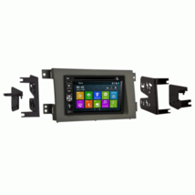 DVD CD BT GPS Navigation Multimedia Radio and Dash Kit for Honda Ridgeli... - $306.78