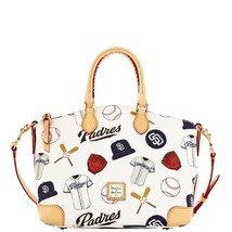 Dooney & Bourke MLB Padres Satchel (Introduced ... - $190.05
