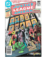 Justice League of America Comic Book #195, DC Comics 1981 NEAR MINT - $9.74