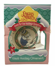 Precious Moments Home for the Holidays Collection Glass Christmas Ornament 1995 - $25.15