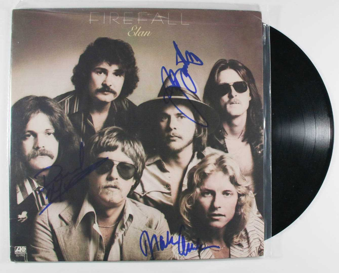 "Primary image for Firefall Band Signed Autographed ""Elan"" Record Album"