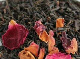 Teas2u China Rose Congou Specialty Black Tea Blend (1LB/454 grams) - $28.46