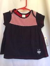 UConn Huskies Colosseum Infant Baby Girl Dress 6-12 Months New - $20.68