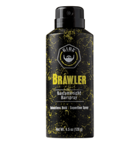GIBS Grooming Brawler Bantamweight Hairspray, 4.5oz