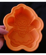 KitchenAid Silicone Doll Mold Baking Jello Crafts Small Flexible Traditional VG - £7.95 GBP