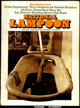 National Lampoon #32, Nov 1972 - Decadence issue - - $14.00