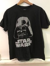 Star Wars Darth Vader Graphic Tee T-Shirt by Mad Engine Size L Large Black - $9.95