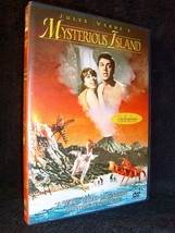 Mysterious Island (DVD, 2002) Mint Disc!•No Scratches!•USA•Out-of-Print - $19.99