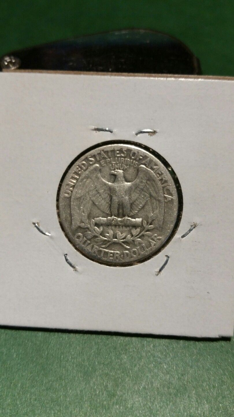 1934 Washington Silver Quarter!!! Better Early Date!!! 90% Silver!!!