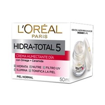 L'oreal HIDRA-TOTAL 5 Moisturizing Day Cream 2 Pack. - $35.00