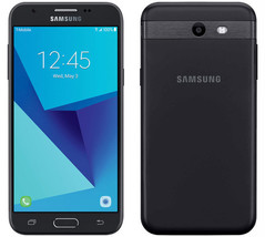 Samsung Galaxy J3 Prime | 16GB 4G LTE (GSM UNLOCKED) Smartphone SM-J327W
