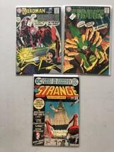 Lot of 3 Strange Adventures (1950 1st Series) #214 216 237 FN Fine - $37.62
