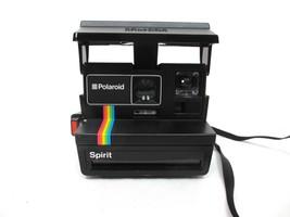 Polaroid Spirit 600 Instant Film Camera Rainbow on Black - $75.00