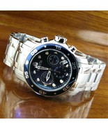 New Mens Invicta Pro Diver Scuba Chronograph Stainless Steel Watch  0070 - $295.00
