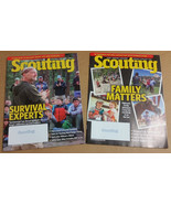 Scouting Magazine Lot of 2 (Nov/Dec, 2019 Jan/Feb, 2020) - $4.50