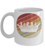 Retro Vinatge Style Food Lover Poutine Mug Gift Idea  - $14.95