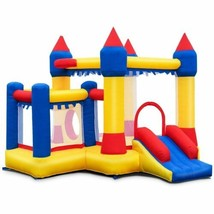 Durable Inflatable Bounce House Castle without Blower - $287.99