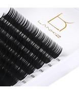 False Eyelash Extensions C Curl 0.20 mm Regular 8-14 mm Mixed Tray Kit L... - $22.09