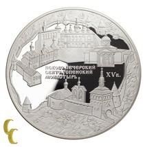 2007 Argent Sterling 925 Russie 25 Roubles Commémoratif Médaille - $347.65