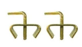 Pack of 2 Bed Frame Clamps for Standard Size Adjustable Bed Frames - $4.46